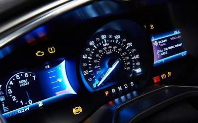 2013 Ford Fusion Interior.