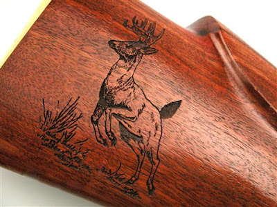 gunstock art from engraved occasions
