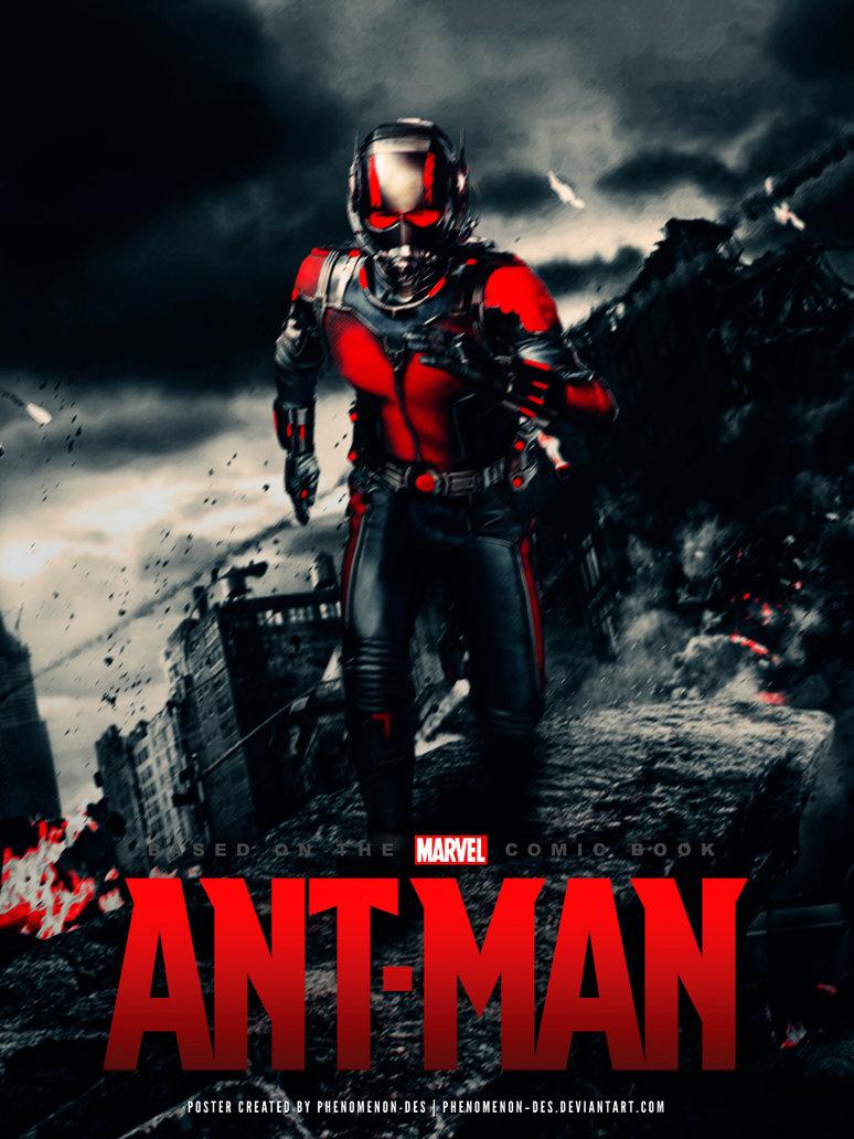 Ant Man 2015 Zem Movies