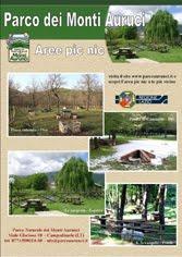 Parco Naturale Monti Aurunci - Le aree pic-nic