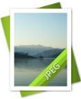 cara insert JPEG