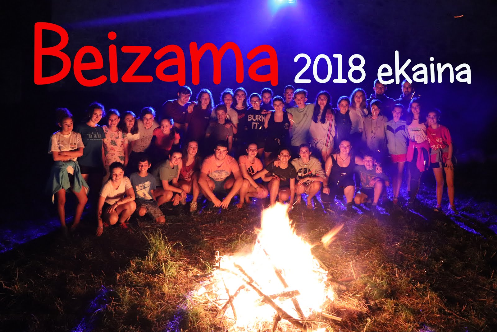 Beizama 2018 udalekua