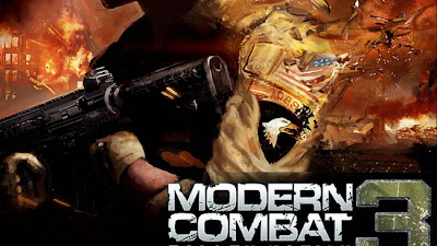 Modern Combat 3 Fallen Nation - Games Untuk Apple New iPad 3