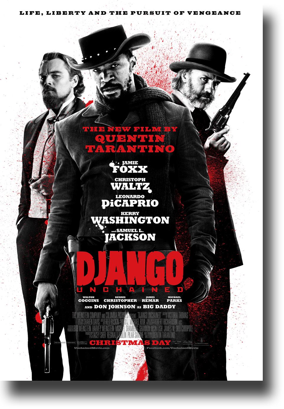 "Witness: Pitch Meeting: ""Django Unchained"""