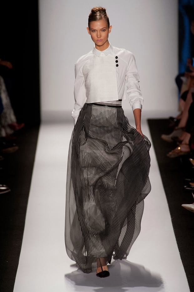 Fashion Runway Carolina Herrera Spring - Summer 2014 NYFW