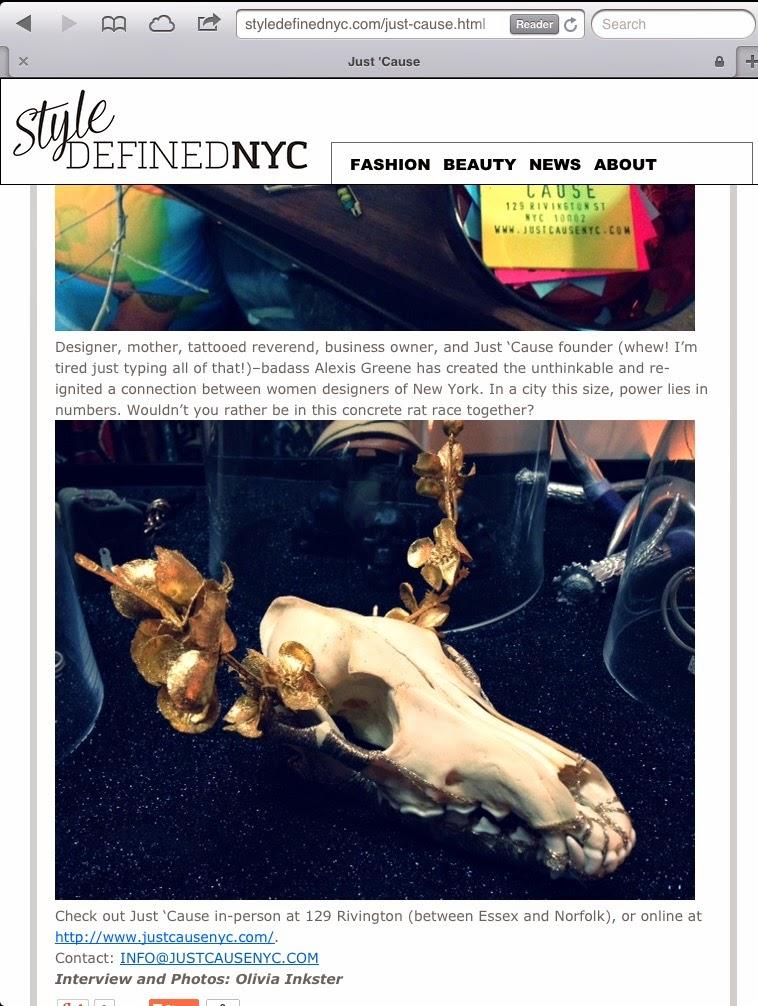 Olivia Inkster fashion reviews writer, Olivia Inkster Style Defined NYC, OLivia Inkster fashion review writer, best fashion reviews New York City fashion week, Alice and Olivia review fashion week