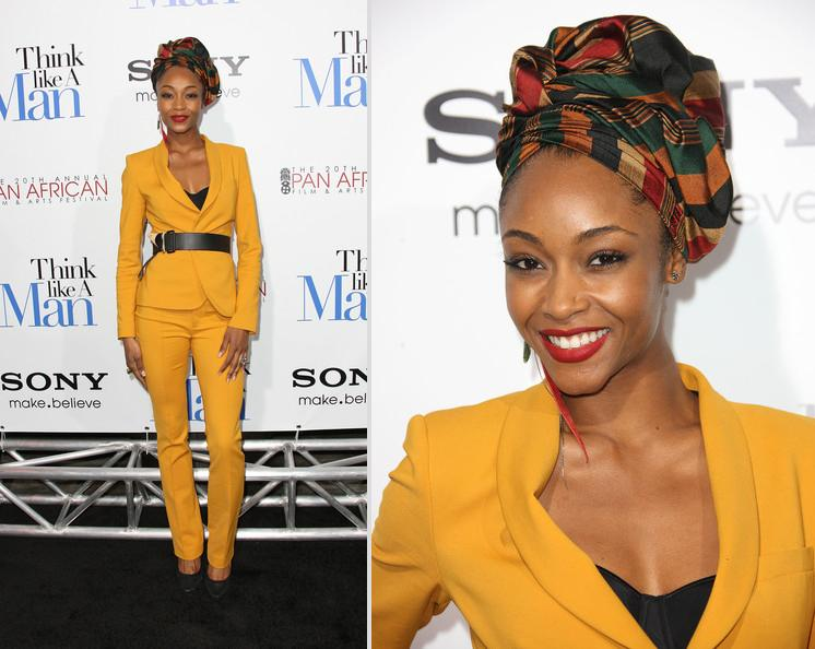 Yaya+DaCosta+attends+the+Premiere+of+Think+Like+A+Man.jpg