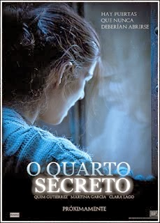 Filme O Quarto Secreto Dublado AVI BDRip
