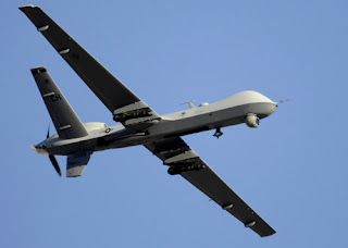 mq-9 reaper drones over new york
