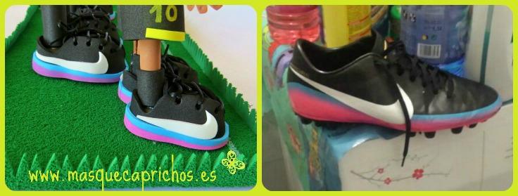 Botas Fútbol Nike Goma Eva