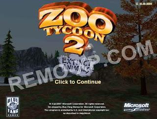 Zoo Tycoon 2 Extinct Animals Free Full Version