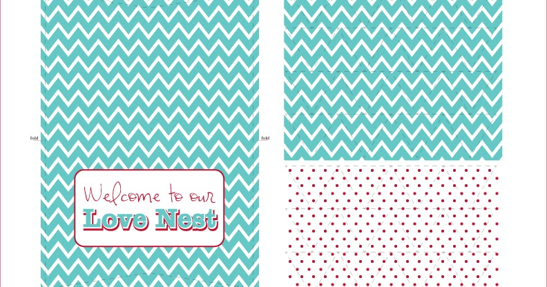 Blue Sky Confections: Free Valentine Front Door Decor Printable