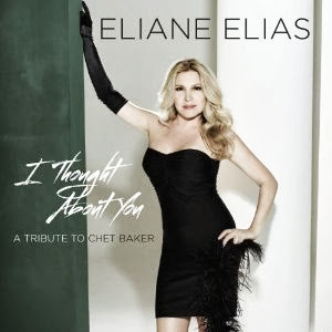 ELIANE ELIAS: I THOUGHT ABOUT YOU