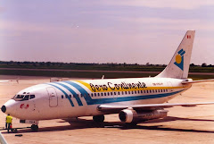 Imagen retro semanal del aeropuerto Córdoba
