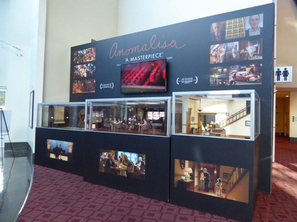 Anomalisa stopmotion exhibit
