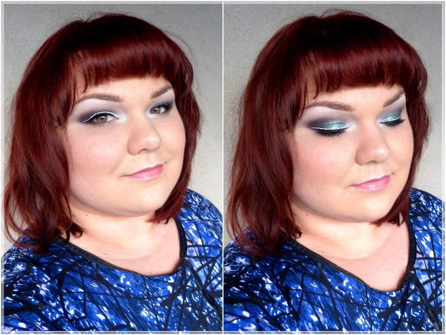 Make Up mit fyrinnae