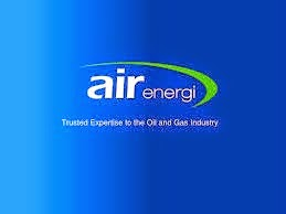 Air Energi Technical Manager, And Regional Sales