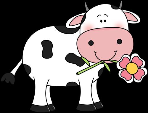 Menta m s chocolate recursos y actividades para educaci n infantil imagen a color vaca y toros - Vache normande dessin ...