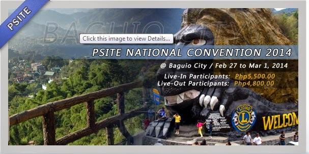 16th PSITE National Convention