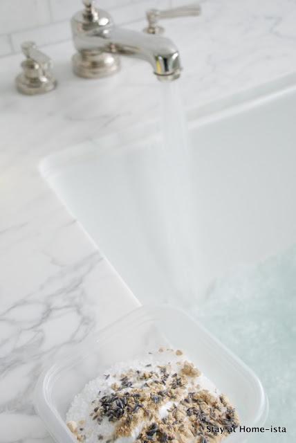 Detox Lavender bath salts