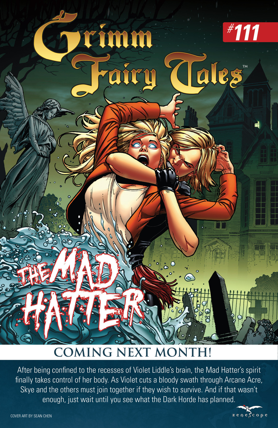 Grimm Fairy Tales (2005) Issue #110 #113 - English 25