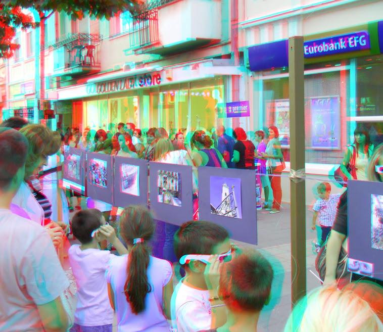 Javna prezentacija 3D fotografija u Šapcu