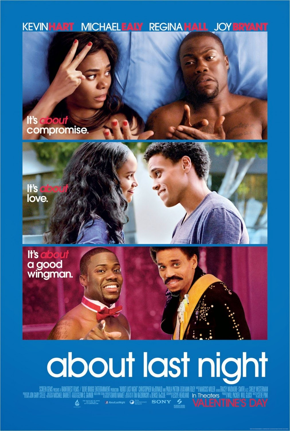 About Last Night (2014) BluRay 720p