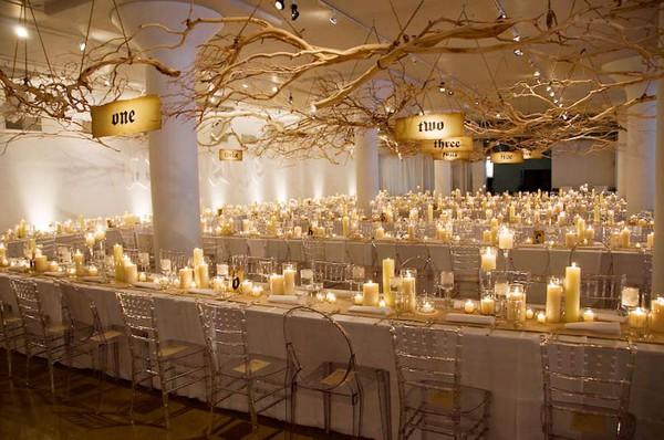 Un Giorno Di Festa Non Solo Wedding Candele E Candelieri