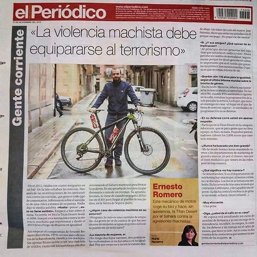 Algunos recortes de Prensa.