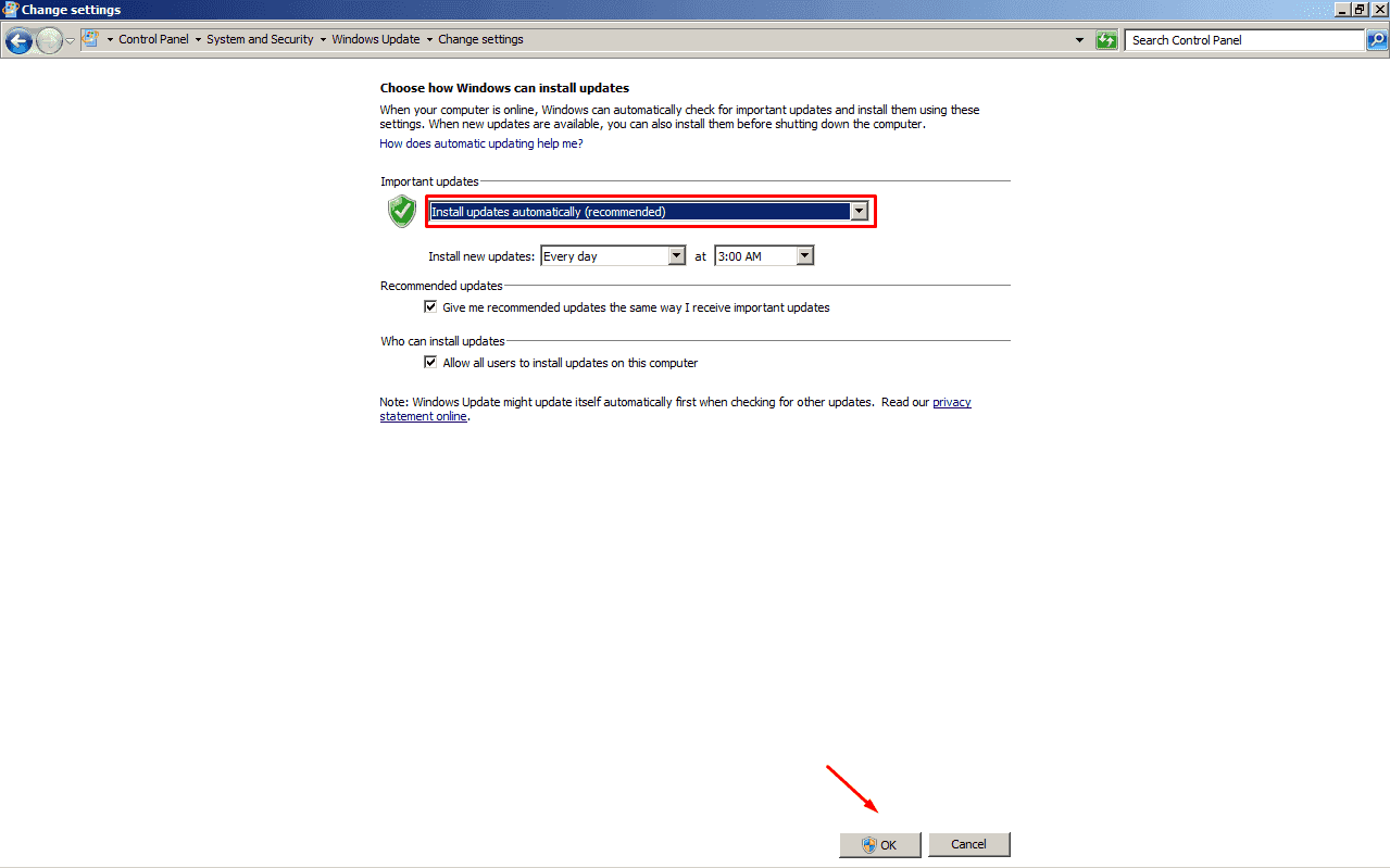 Cara upgrade Windows 10 2