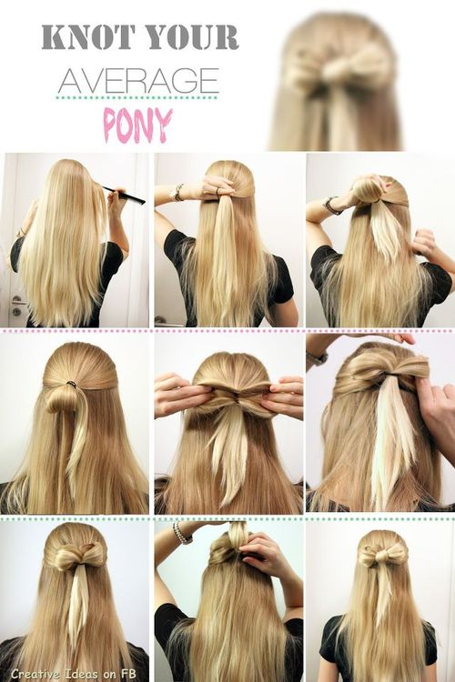 Favoloso DIY: 3 acconciature per capelli lunghi | 3 long hairstyle tutorial WM63