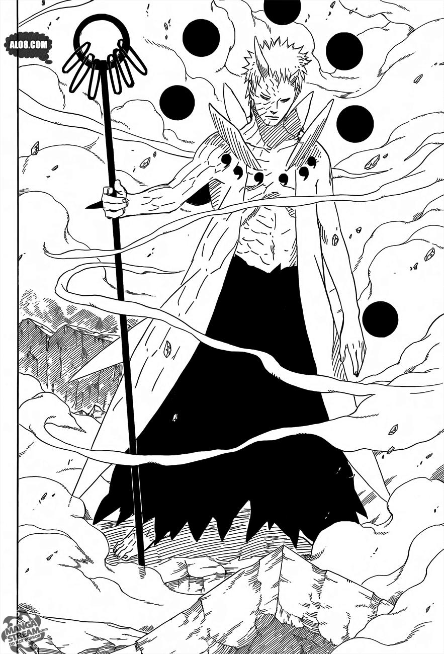Naruto chap 640 Trang 13
