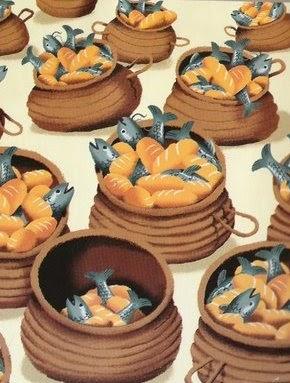 Resultado de imagen para Sobraron doce canastos
