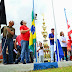 Prefeito Audiberg Alves juntamente com várias lideranças políticas prestigiaram a abertura do Poeirão 2014, em Itaporanga