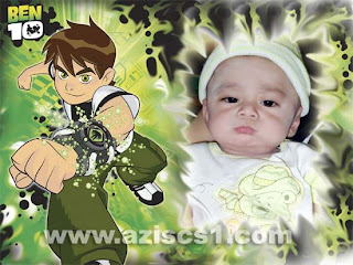 Download Frame Film Ben 10