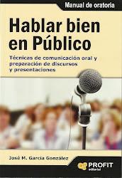 Mi manual de Oratoria