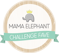 Mama Elephant Challenge Fave
