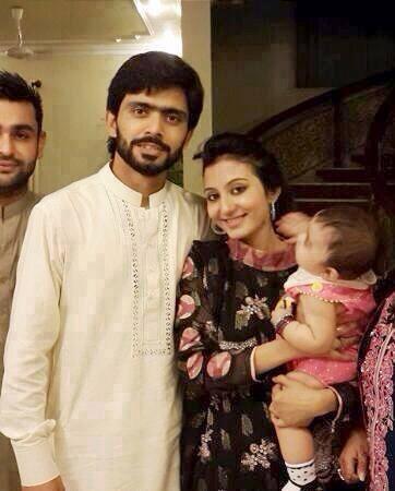 Pakistani Cricketer Fawad Alam Wedding Pics