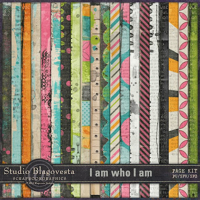 http://shop.scrapbookgraphics.com/I-am-who-I-am-page-kit.html