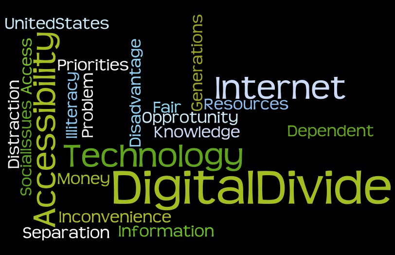 consequences of the digital divide education essay We provide essay education digital divide excellent essay writing service in analyse  the growing economic divide in america and its poisonous consequences .