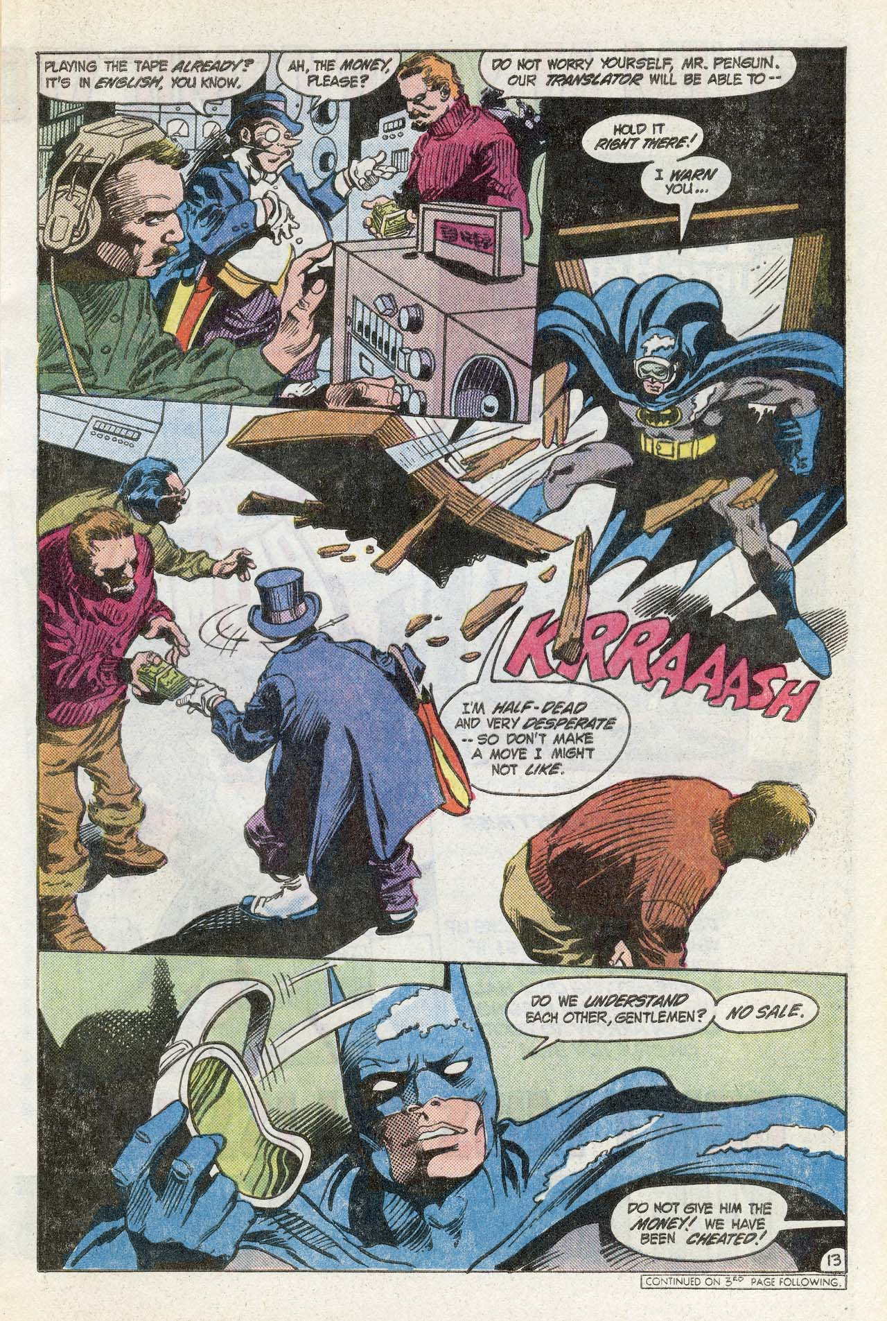 Detective Comics (1937) Issue #541 Page 17