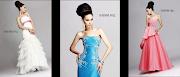 Los vestidos largos son siempre elegantes y podrían ser usados para varios .