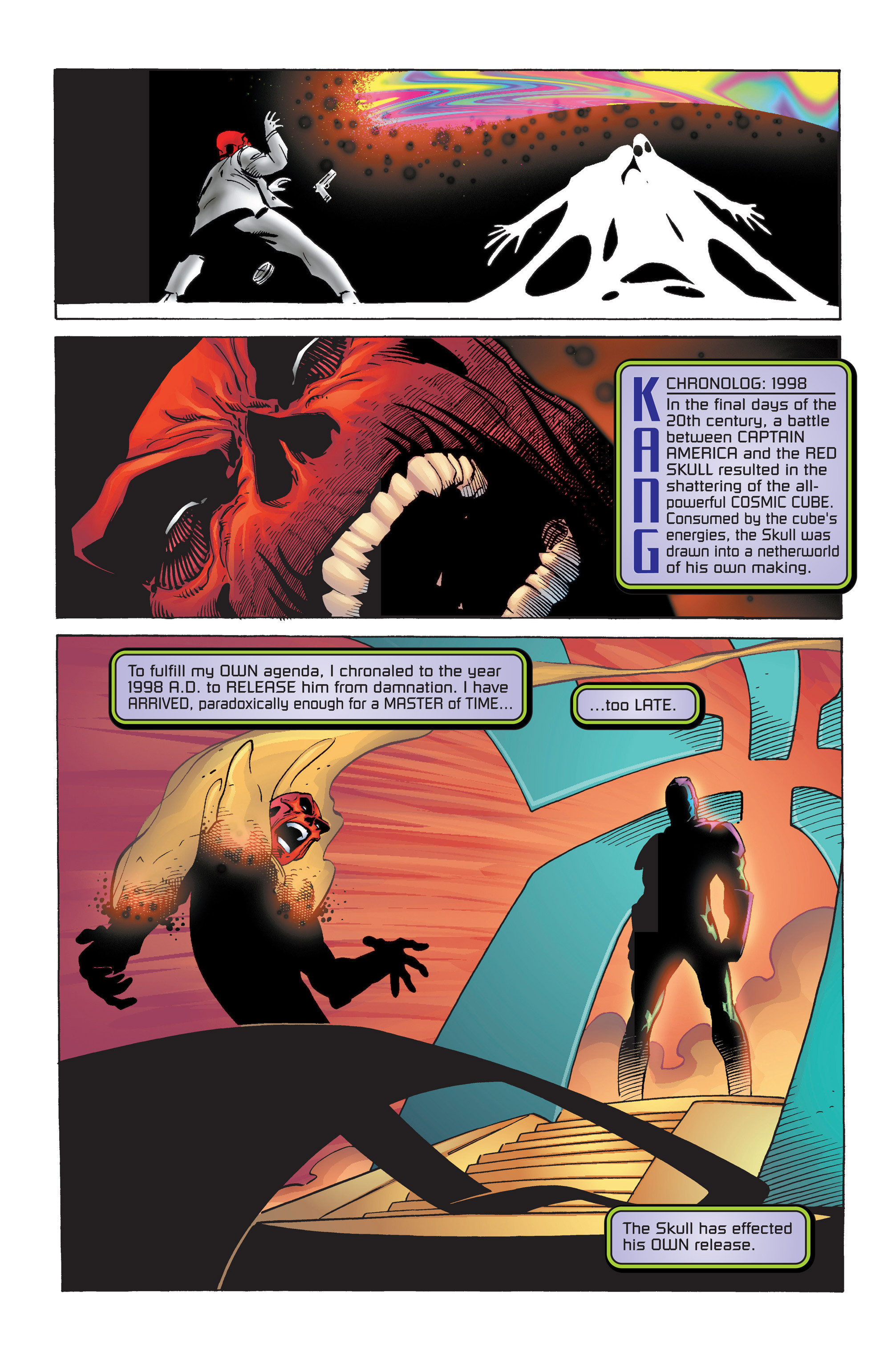 Captain America (1998) Issue #14 #20 - English 22