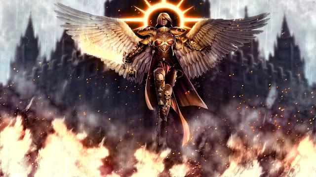 Warhammer 40000 40k Angel