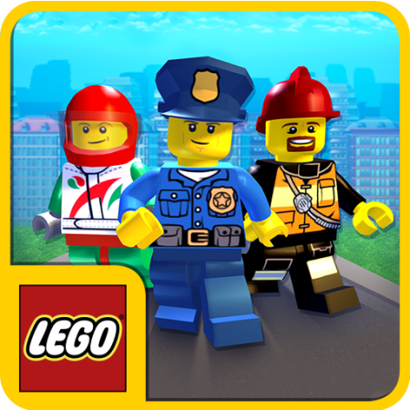 Free Download LEGO City My City v1.0.0 [Mod Money] APK Full