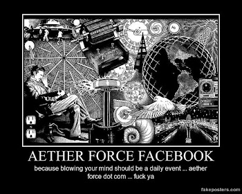 Aether Force ... a force for good xx