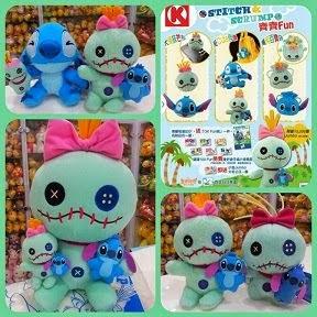 HK OK Circle K Store Stitch & Scrump