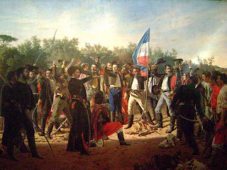 Blanes, historia Uruguay bicentenario, 33 orientales