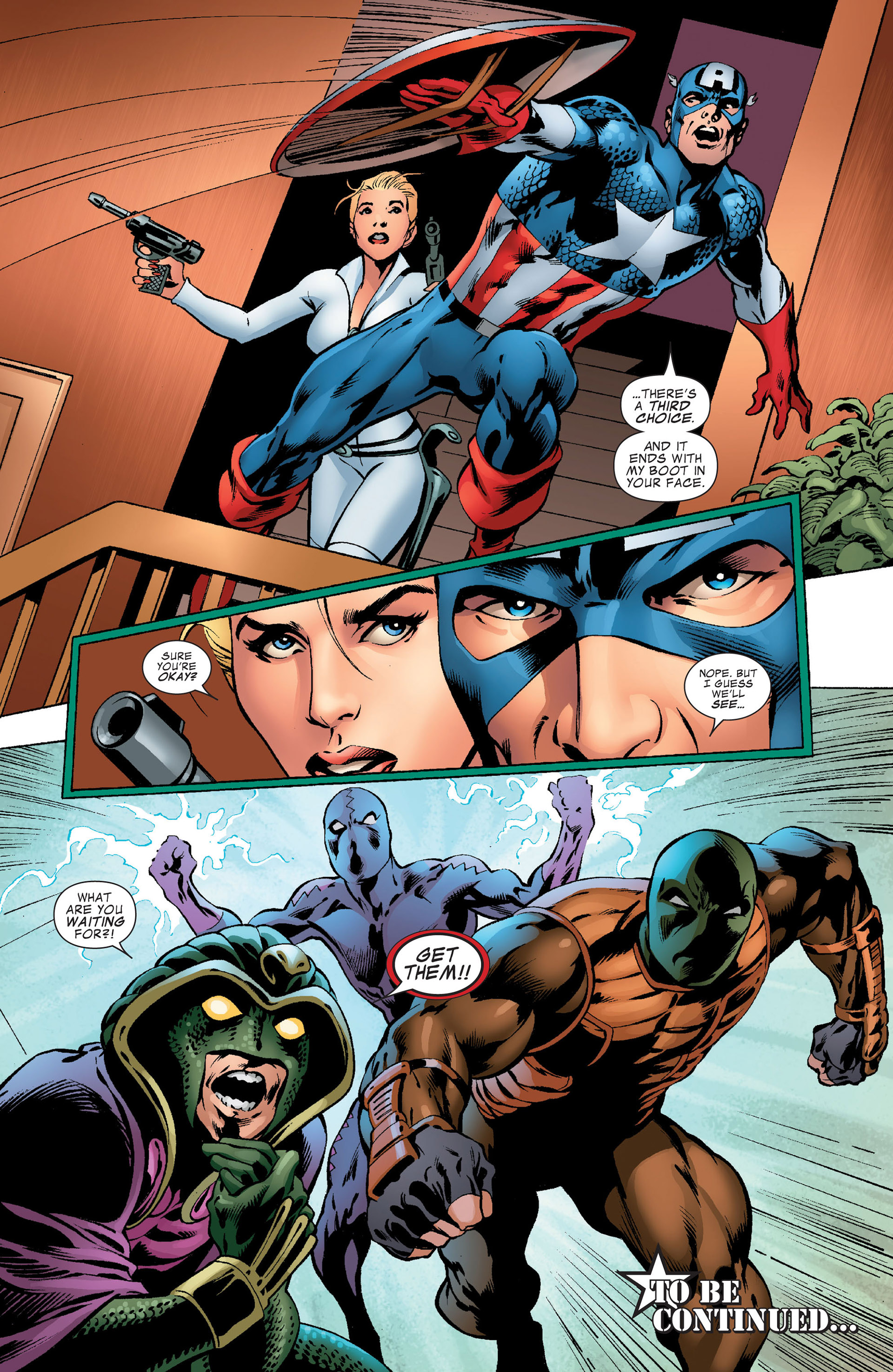 Captain America (2011) Issue #7 #7 - English 22