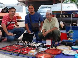 d Pasar Mergong bersama Kuzaiman & Shukor - Syair Klasik
